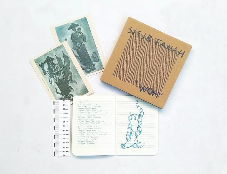 Titik Edar CD Sisir Tanah – Woh