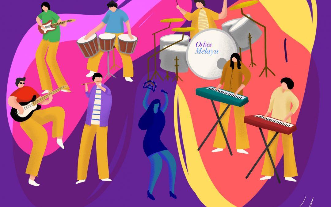 Orkes Melayu, Aktor Dangdut yang [Selalu] Terlupa