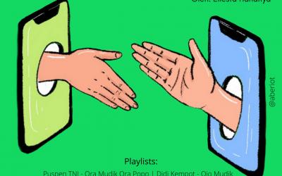 [Mixtape] Lebaran (Tanpa Mudik) Telah Tiba