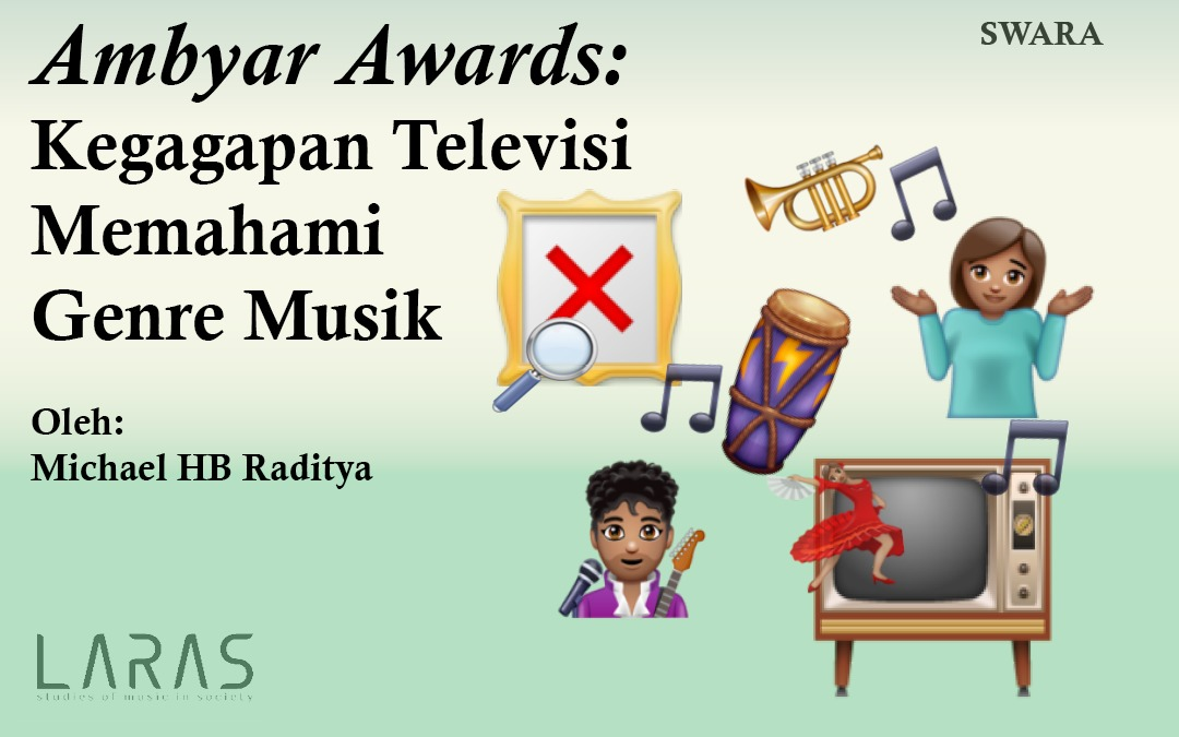 Ambyar Awards: Kegagapan Televisi Memahami Genre Musik